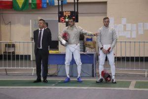 Cezary Białecki na turnieju w Gruzji