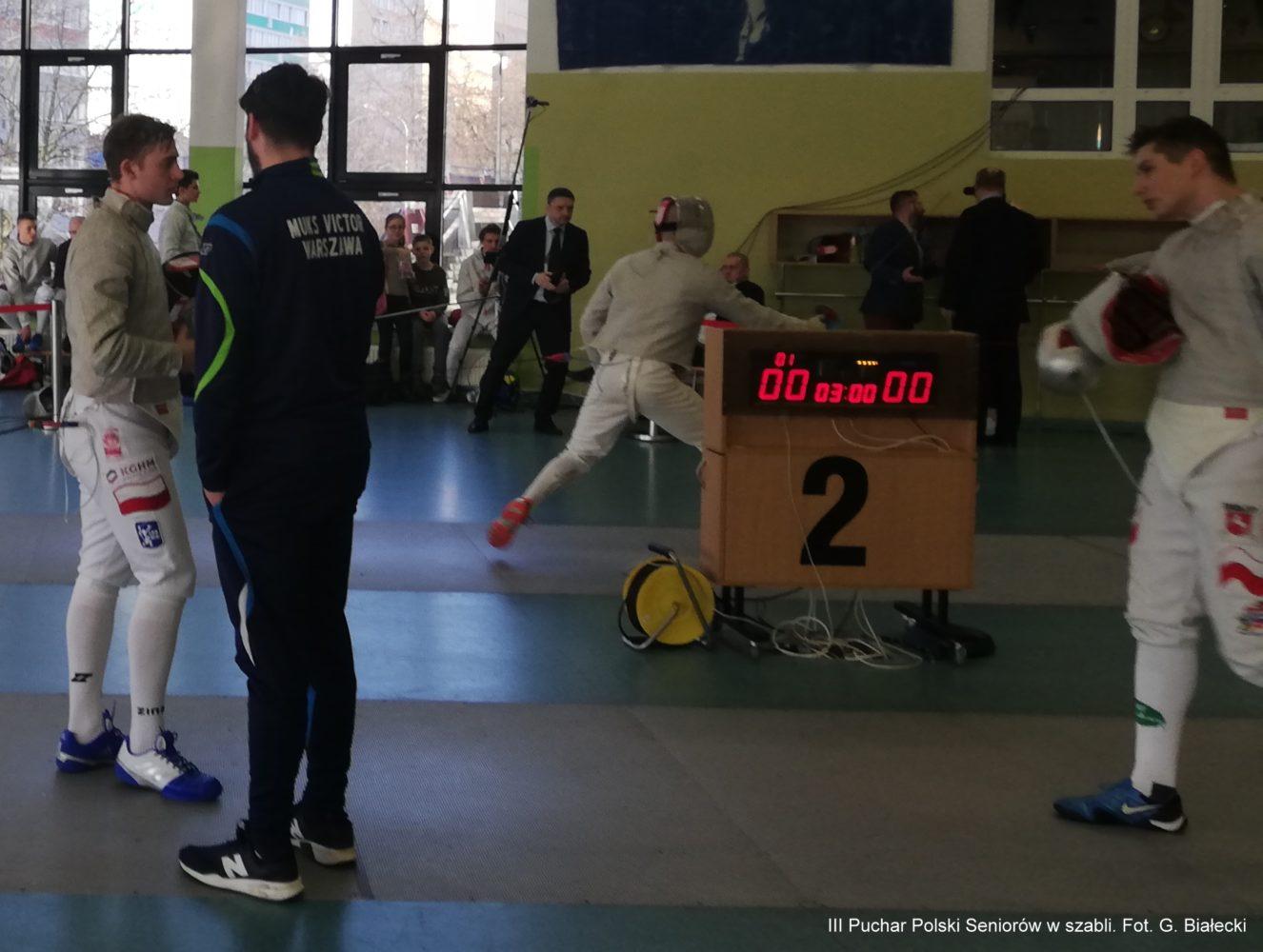 Puchar Polski Seniorów w szabli