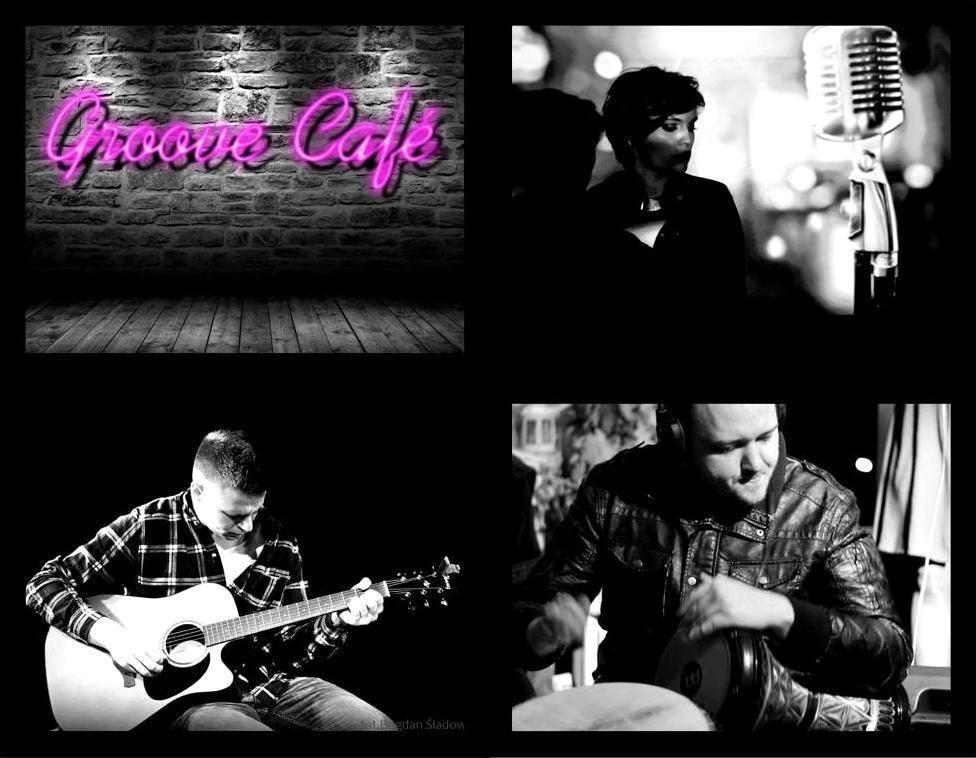 Groove Cafe – koncert online