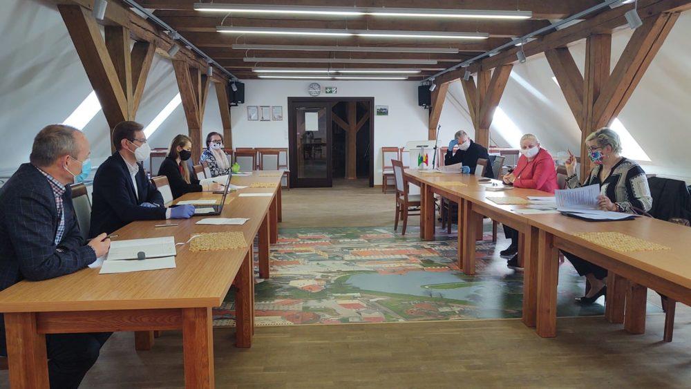 Otwarcie przedszkola w Barczewie