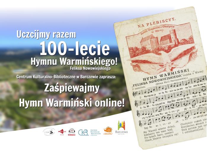 Hymn Warmiński online