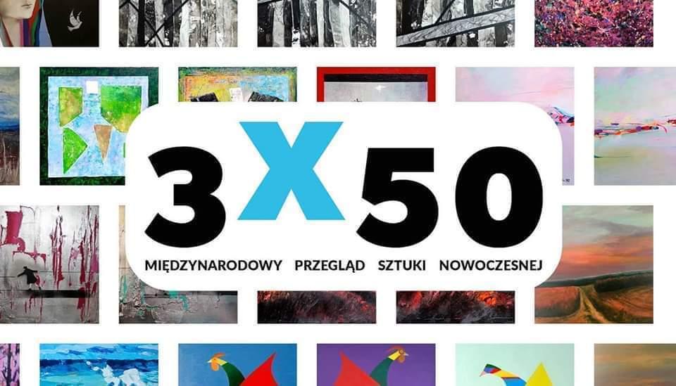 3X50 Międzynarodowy Przegląd Sztuki Nowoczesnej