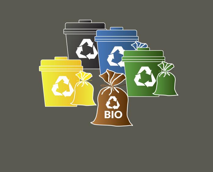 Raport z przekazywanych odpadów
