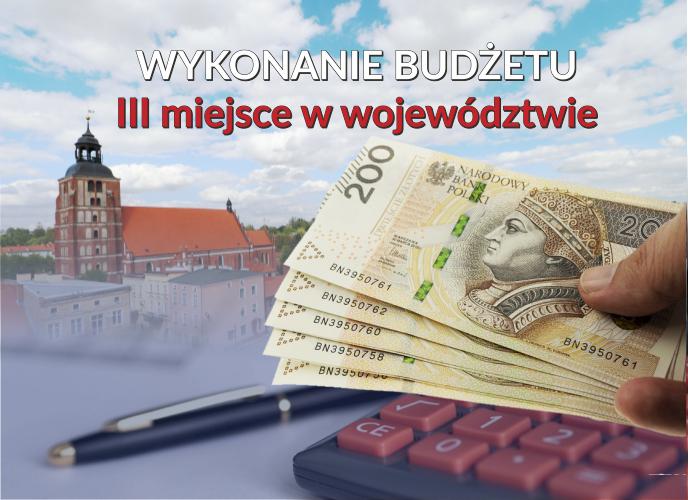 Wykonanie budżetu za rok 2019