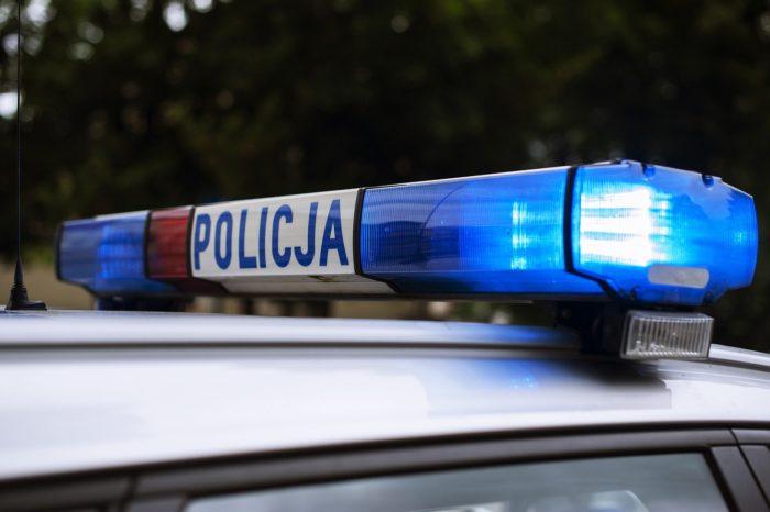 Działania Policji na terenie Amfiteatru Miejskiego oraz wsi Bartołty Wielkie