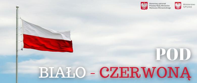 """""""Pod biało-czerwoną"""" – maszty i flagi w każdej gminie"""