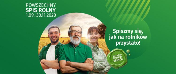 Loteria Powszechnego Spisu Rolnego 2020