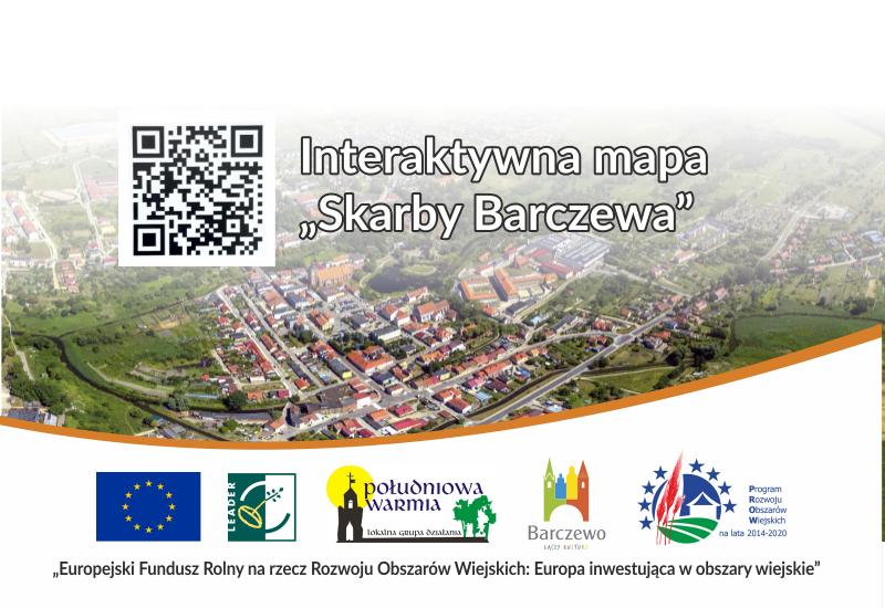 Skarby Barczewa – interaktywna mapa gminy