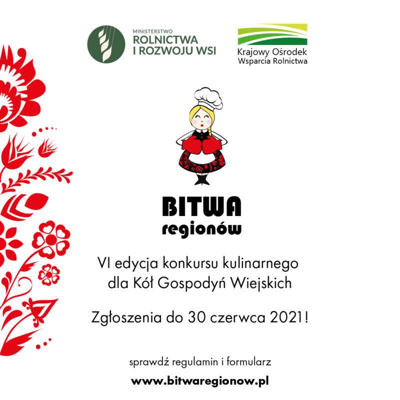"Konkurs Kulinarny ""Bitwa Regionów""."
