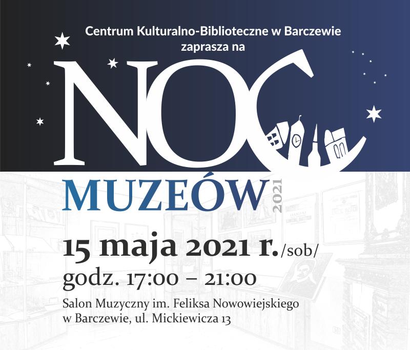 Noc Muzeów 2021