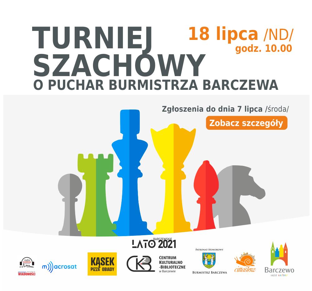 Turniej Szachowy z okazji Dni Barczewa