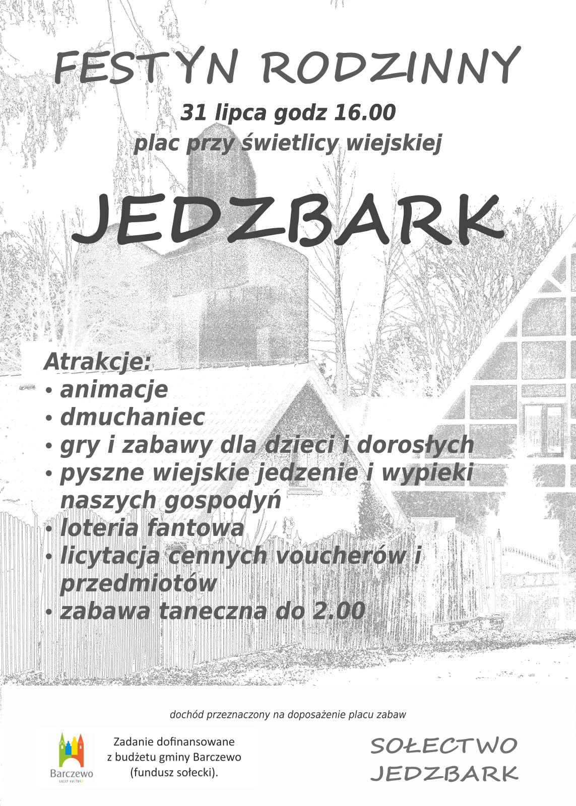 Festyn Rodzinny w Jedzbarku
