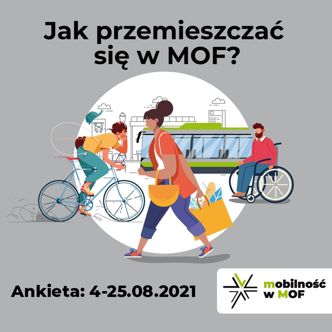 Badania dotyczące mobilności w MOF Olsztyna