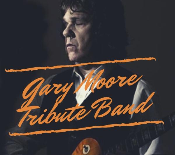 Gary Moor Tribute Band – KONCERT