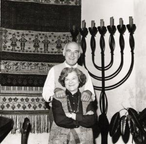 Barbara i Andrzej Hulaniccy