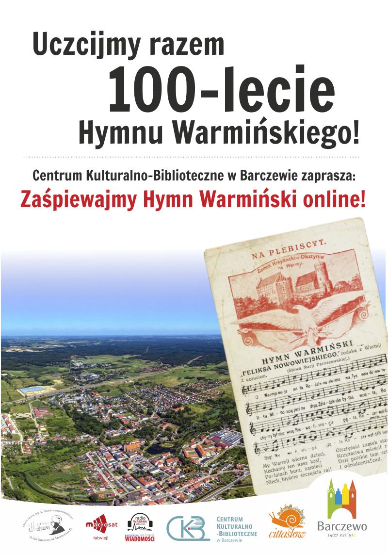 100-lecie Hymnu Warmińskiego