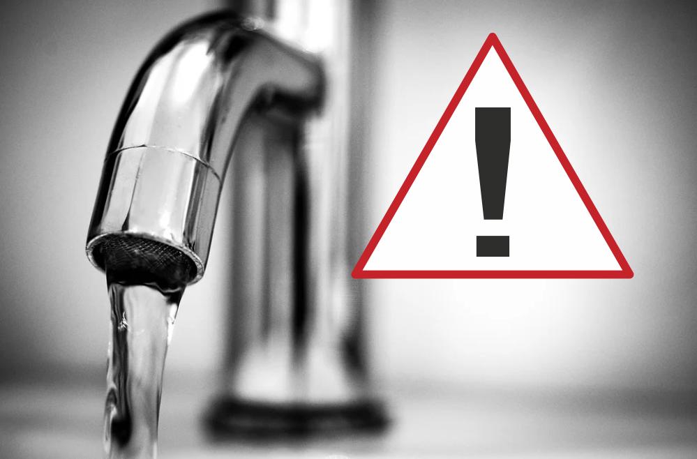 Woda niezdatna do picia! – Aktualizacja 9.09.2020