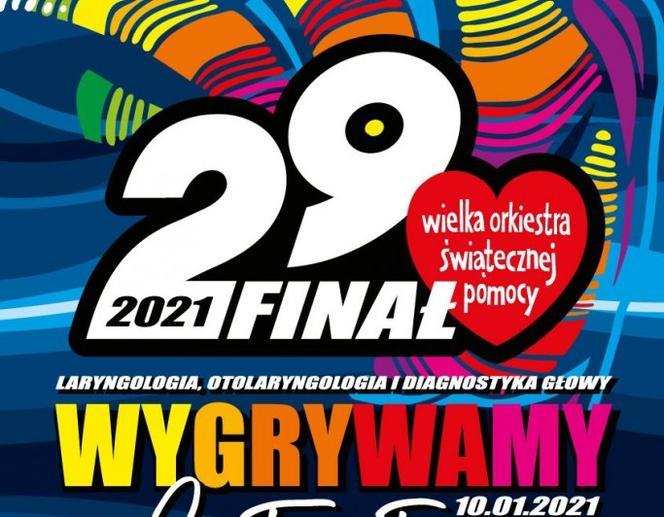 Finał WOŚP 2021 w Barczewie – 31 stycznia