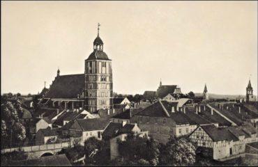 Kościół św. Anny i św. Szczepana/St Ann and St Stephen's Church/St. Anna und St. Stephen Kirche