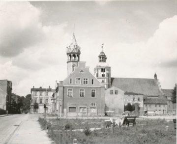 Ratusz/Town Hall/Das Rathaus