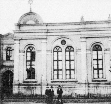 Synagoga Barczewska/ The Barczewo Synagogue/ Synagoge in Barczewo