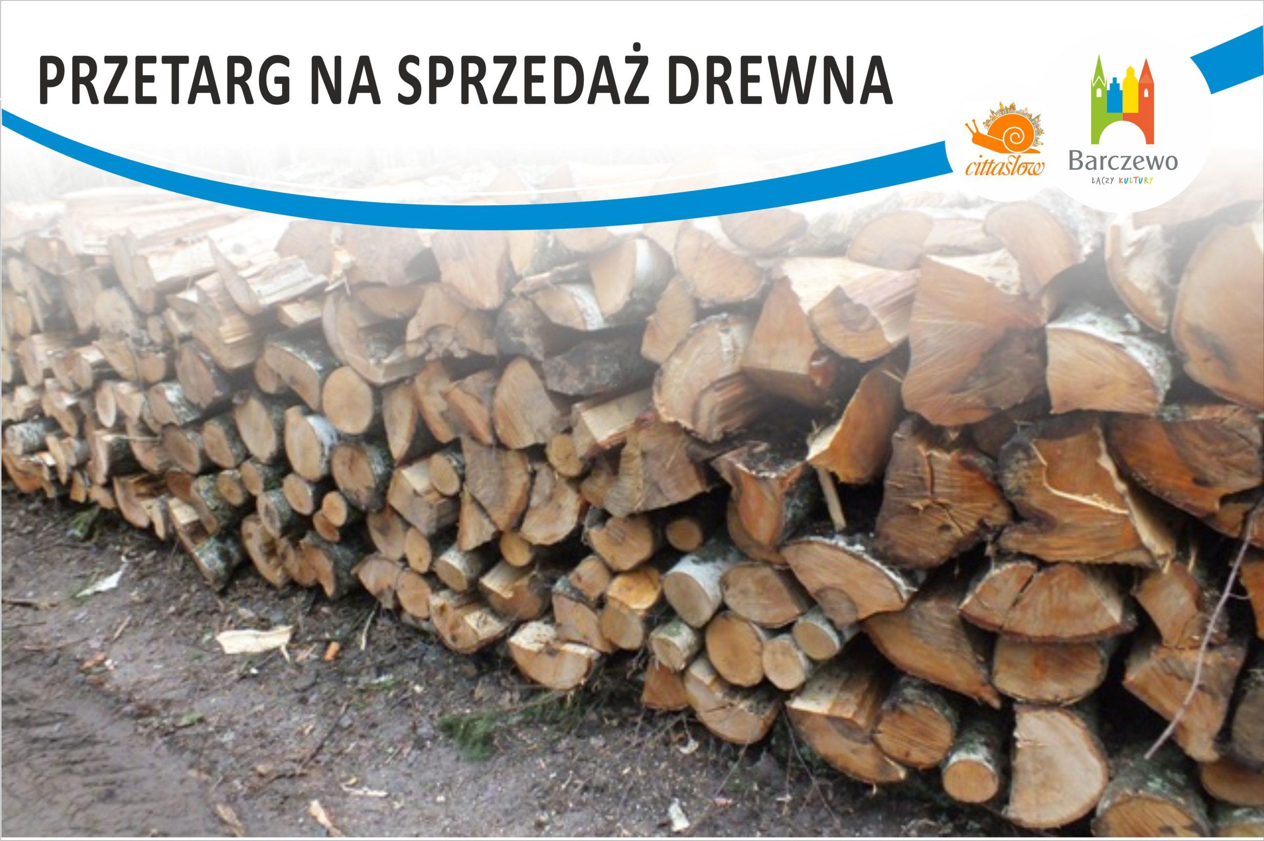 Przetarg na sprzedaż drewna