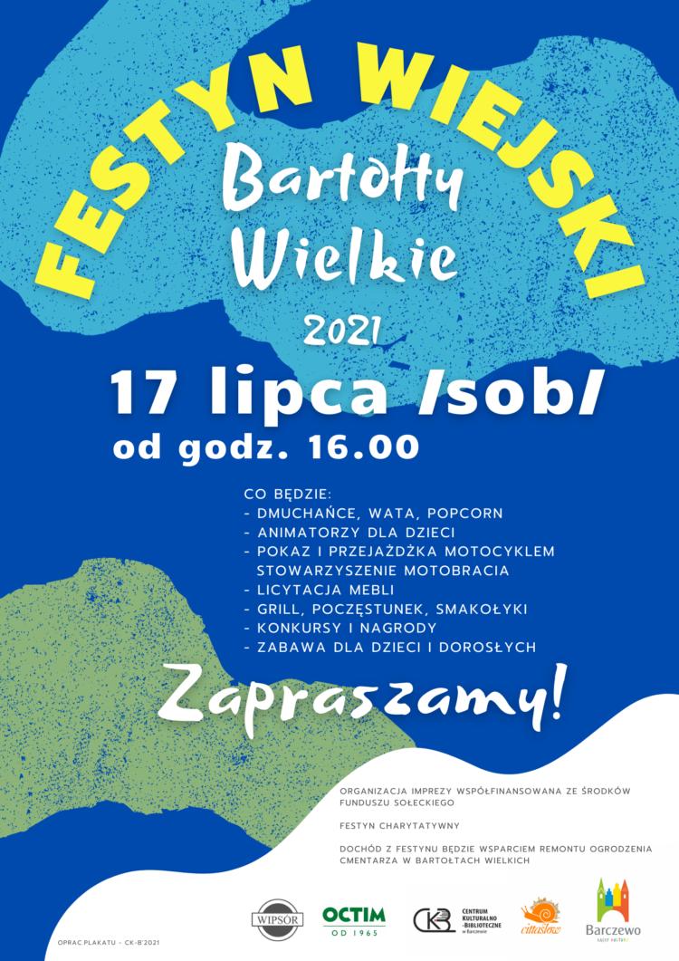 Festyn Wiejski – Bartołty Wielkie 2021