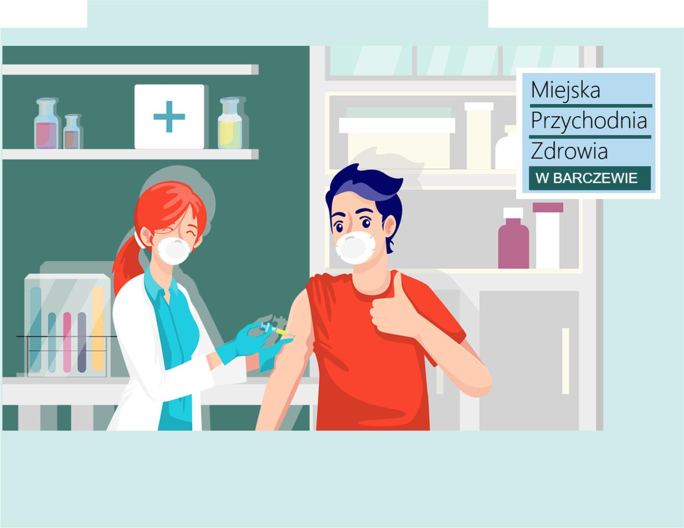 Mobilny punkt szczepień