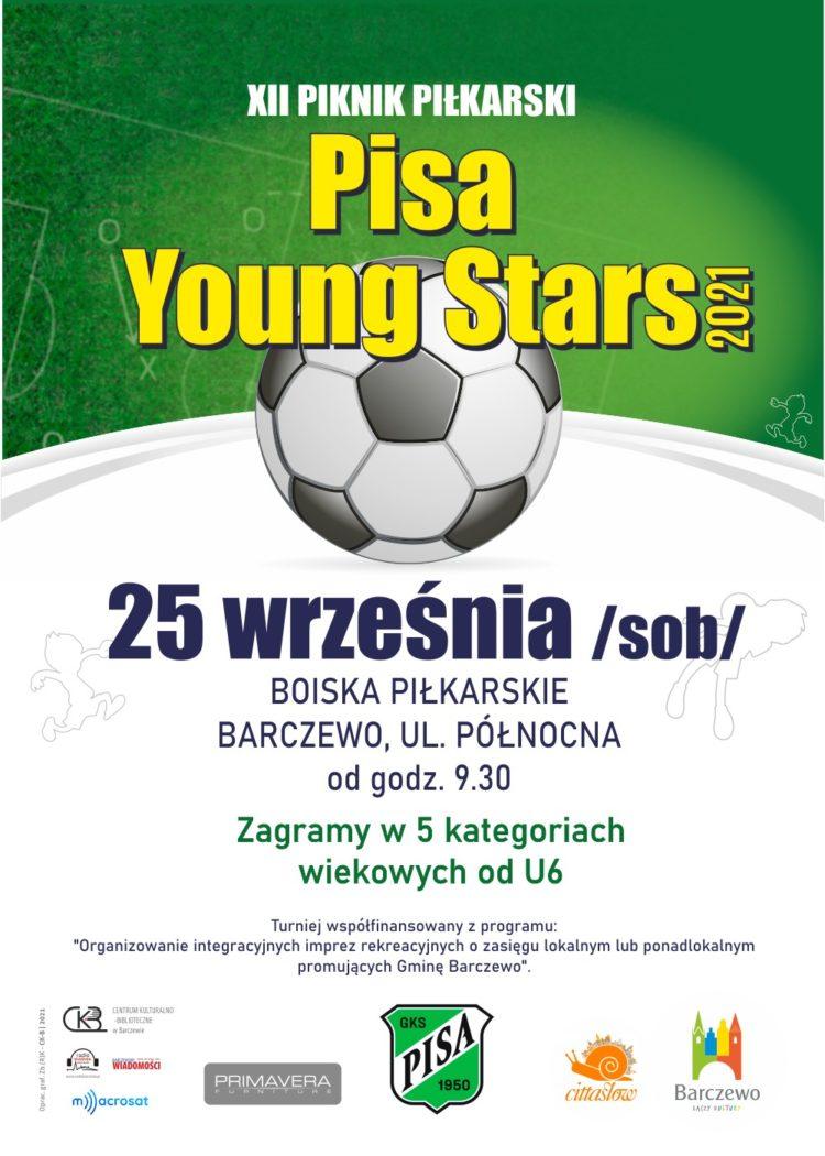 XII Piknik Piłkarski PISA YOUNG Stars 2021