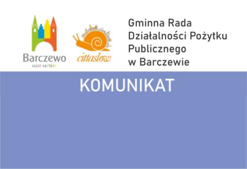 Posiedzenie GRDPP w Barczewie – 21.09.2021 r