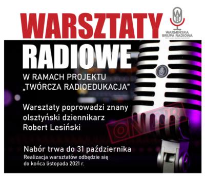 Warsztaty radiowe